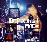 Cover Depeche Mode - Touring The Angel - Live In Milan [DVD]